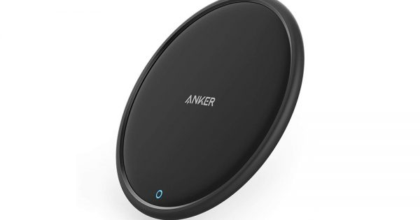 DEAL: Anker's Fast Wireless Charger is Only $8
