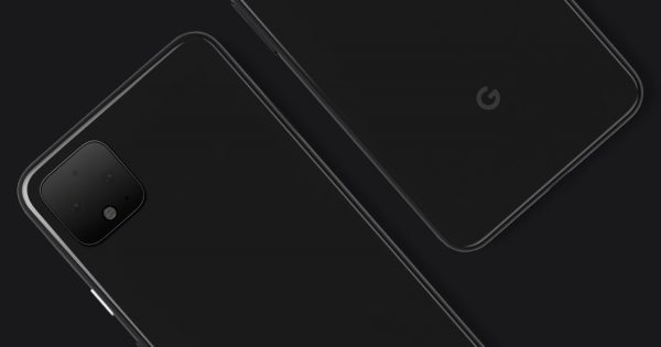 Here's the Pixel 4! (Updated)