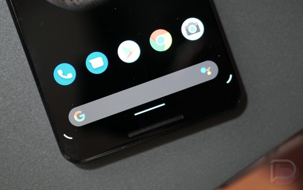 Android Q Beta 5 Gestures