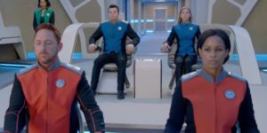 The Orville proves it's one of the best sci-fi shows on TV with S2 finale