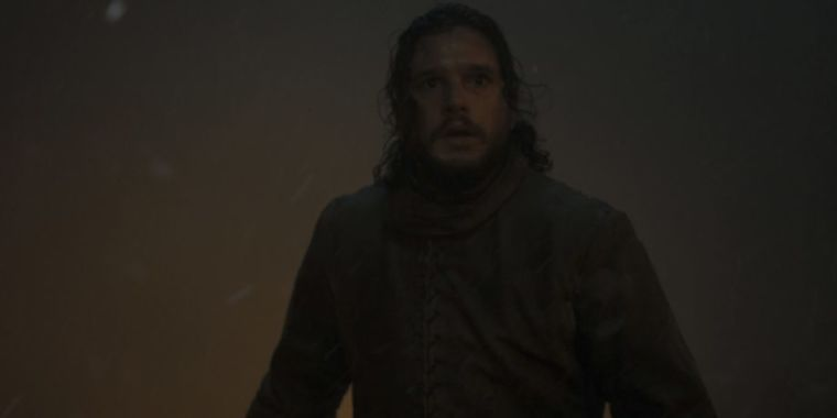 A post-action analysis of GoT's Battle of Winterfell—through a glass, darkly