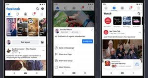 Here's the New Facebook App With Its Big Focus on Groups