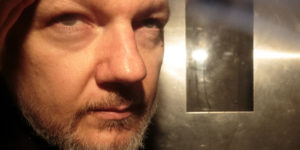 Judge blasts Assange for jumping bail, sentences him to almost one year