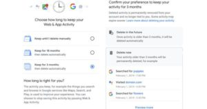 Coming Soon: Auto Delete Your Google Location History and Activity Data