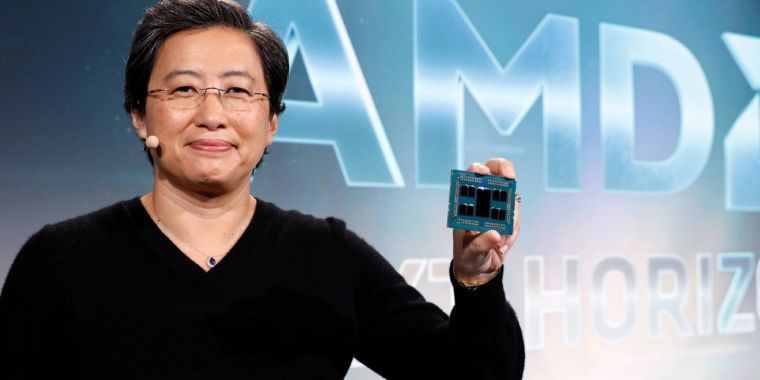 AMD to launch new 7nm Navi GPU, Rome CPU in 3rd quarter