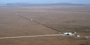 LIGO may have spotted a black hole-neutron star merger