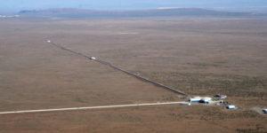 LIGO may have spotted a black hole-neutron star merger