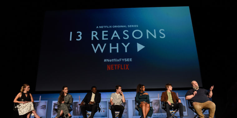 "Suicide's ""contagiousness"" is complicated—studies on 13 Reasons Why prove it"
