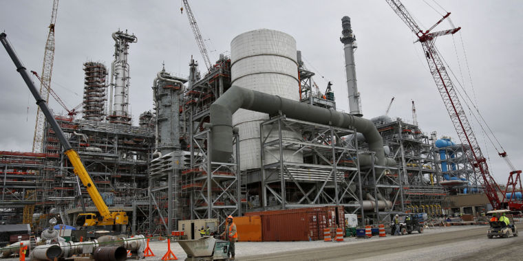 Department of Justice opens investigation into failed carbon-capture plant
