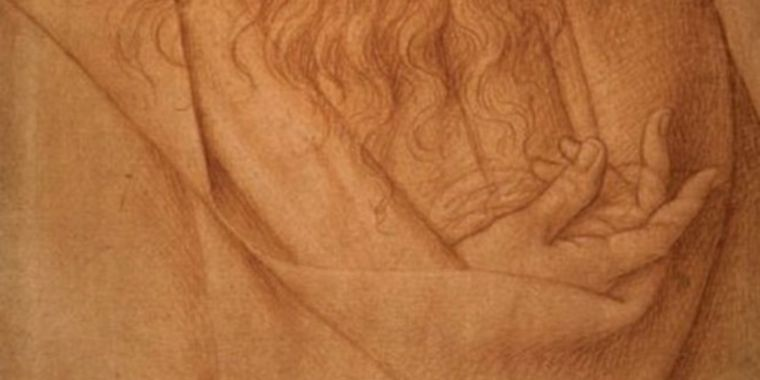 "Study: Leonardo da Vinci suffered from ""claw hand,"" not post-stroke paralysis"