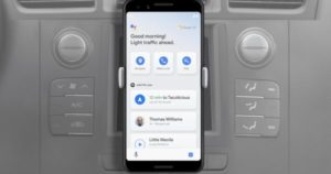Google Assistant Gets a Driving Mode