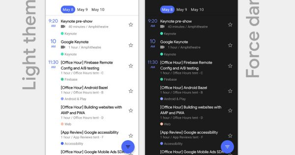 Google Shares What's New in Android Q, and Yes, There's a Dark Theme