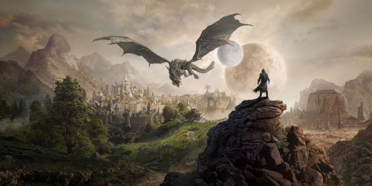Bethesda's latest Elder Scrolls adventure taken down amid cries of plagiarism