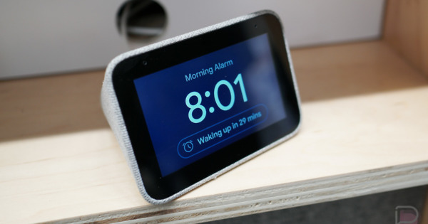 What Happened to the Lenovo Smart Clock?