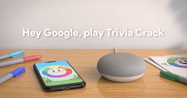 You Can Now Play Trivia Crack on Your Google Home