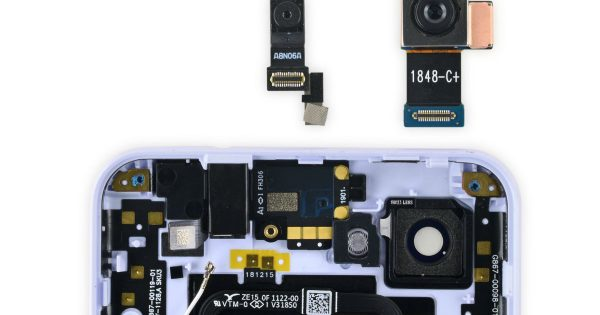 iFixit: Plastic Pixel is Pretty Fixable, Receives 6/10 Repairability Score