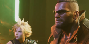 Final Fantasy VII remake finally looks like a video game—and it's a pretty one
