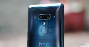 HTC's Flagship Phone, the U12+, Not Getting Pie Until Next Month
