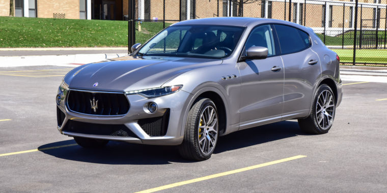 Silky-smooth with plenty of speed: Maserati Levante GTS review