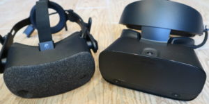 "A tale of two ""inside-out"" VR headsets: The $400 Oculus Rift S, $600 HP Reverb"