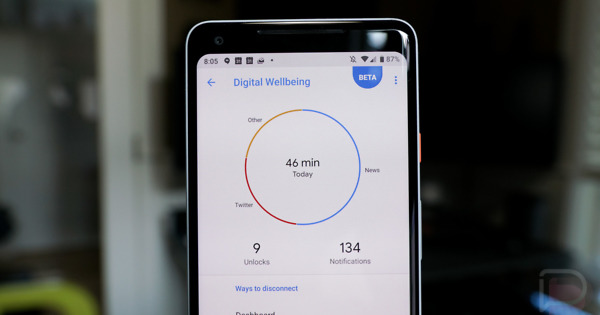 Pixel 3 Owners are Turning Off Digital Wellbeing and Finding a Better Life