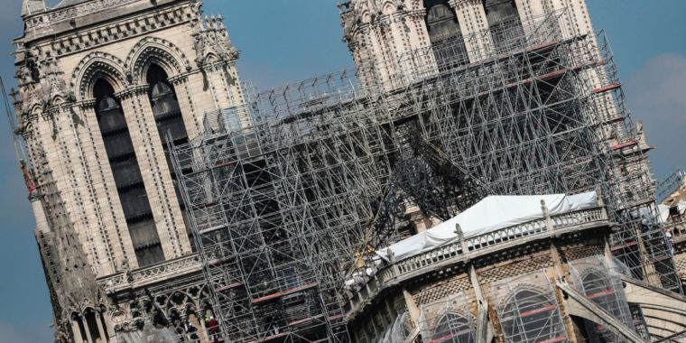 Mapping Notre Dame's unique sound will be a boon to reconstruction efforts