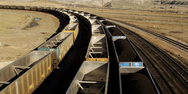 Fourth-largest coal producer in the US files for bankruptcy