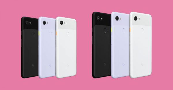 Amazon Now Sells Google's Pixel 3a and 3a XL