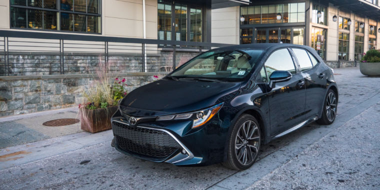 The 2019 Toyota Corolla Hatchback, reviewed
