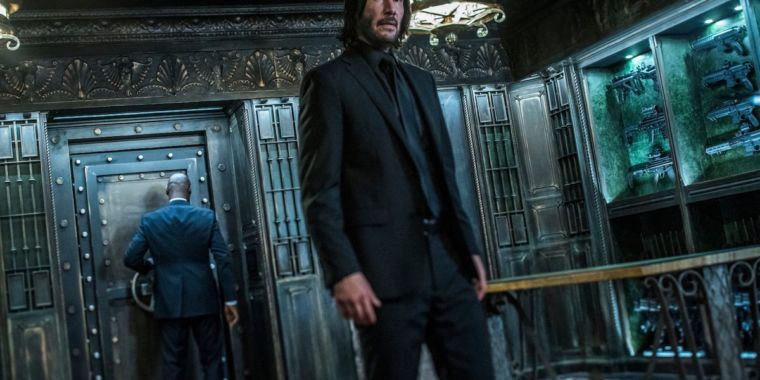 John Wick 3: Parabellum delivers with exciting, innovative fight choreography