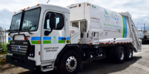 Seattle makes history with electric garbage truck