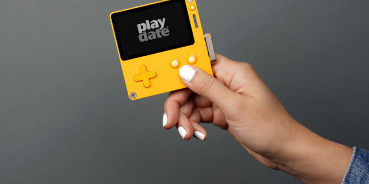 Why the quirky Playdate portable could succeed where Ouya failed