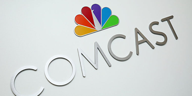 Comcast does so much lobbying that it says disclosing it all is too hard