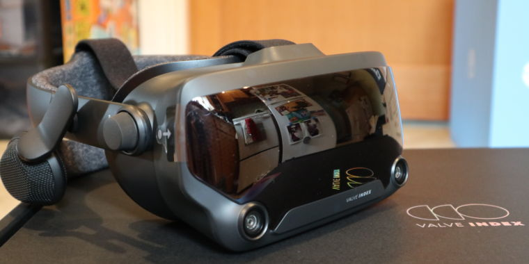 One week with the Valve Index: A VR game-changer with a few question marks