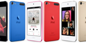 Remember the iPod? Apple just released the first new one in four years