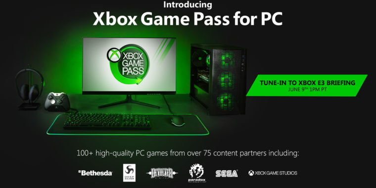 Xbox Game Pass is coming to Windows 10, but many questions remain