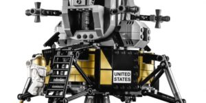 LEGO released a new Apollo 11 Lunar Lander, and it looks pretty great