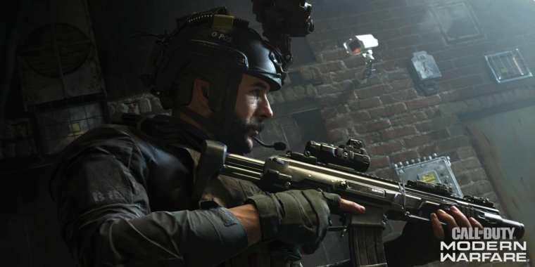Call of Duty: Modern Warfare reveal: Old name, new campaign, new brutality