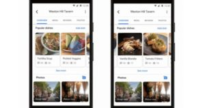 Google Maps Can Now Show You Photos of Popular Dishes at Restaurants
