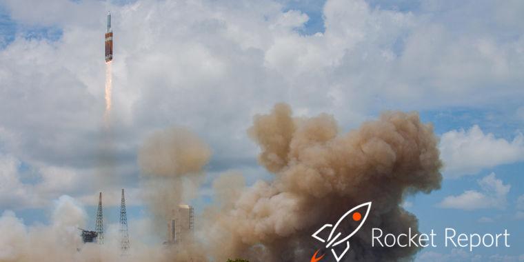 Rocket Report: Omega rocket blows a nozzle, NASA still wants 2020 SLS launch