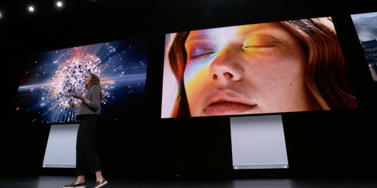 Apple unveils the Pro Display XDR, a display unlike anything else on the market