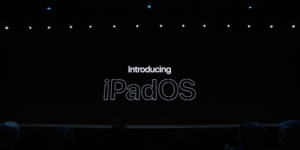 "iPadOS, coming ""this fall"": Thumb drives, more gestures, ""desktop-class"" browsing [Updated]"