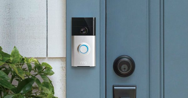 DEAL: Refurbished Ring Video Doorbells for Only $54 ($36 Off)
