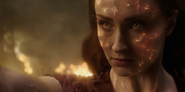 Dark Phoenix isn't an epic X-Men conclusion—but it's a darned good teen flick