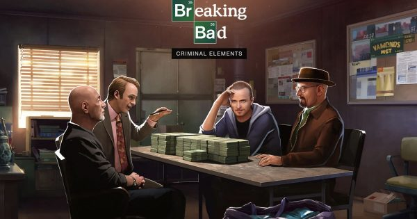 Build Your Own Meth Empire in the New 'Breaking Bad' Game