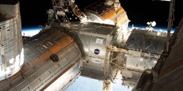 NASA will allow private astronauts on the ISS for $11,250-$22,500 a day