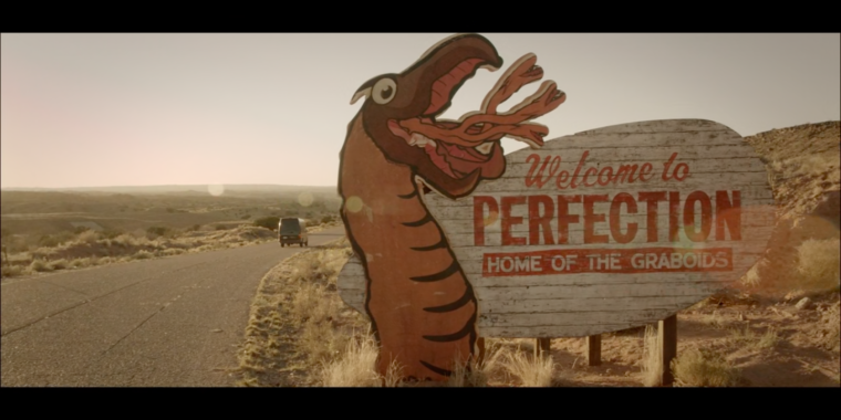 SyFy's cancelled, never-before-seen Tremors pilot is actually kinda fun