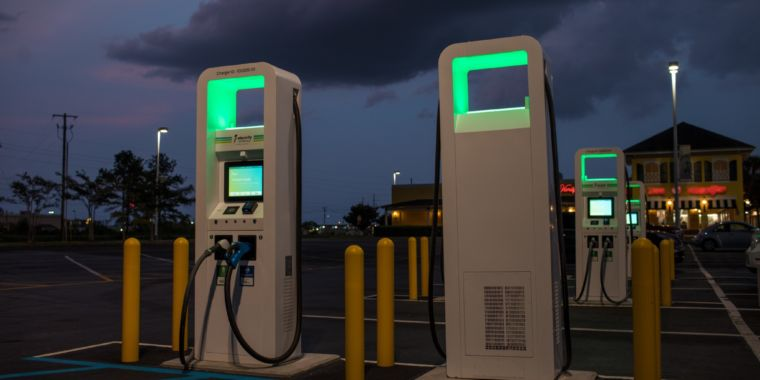 Electric car charging in America just got a little bit easier