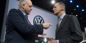 Volkswagen snubs self-driving startup Aurora, eyes Ford partnership
