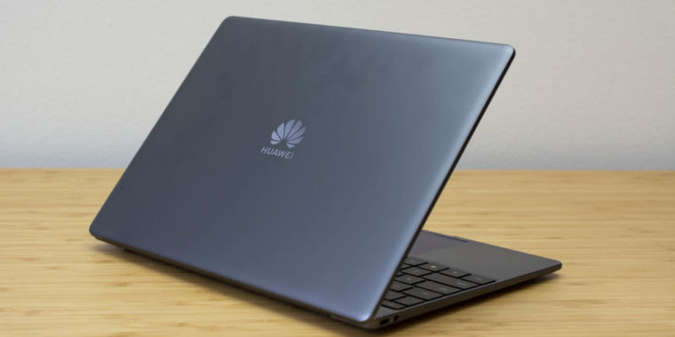 Huawei cancels MateBook laptop launch because of US export ban